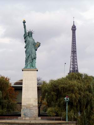 ٌLiberté à Paris