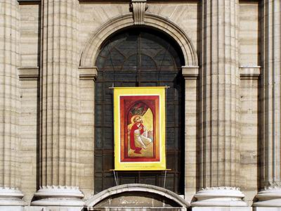 Icônes Coptes à Paris