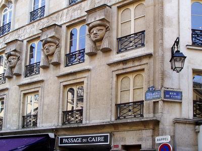 Le Caire à Paris